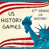 US History Review Games for 5th Grade