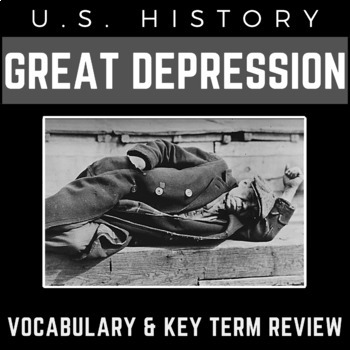 The Great Depression and New Deal: US History Review PowerPoint Presentation