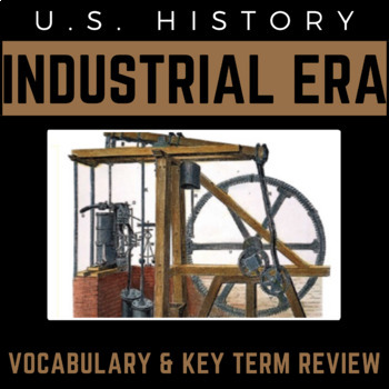 The Industrial Era & Immigration: US History Review PowerPoint Presentation
