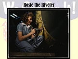 US History: Rosie the Riveter