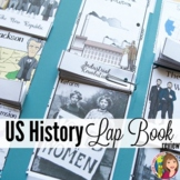 US HISTORY STAAR REVIEW LAP BOOK