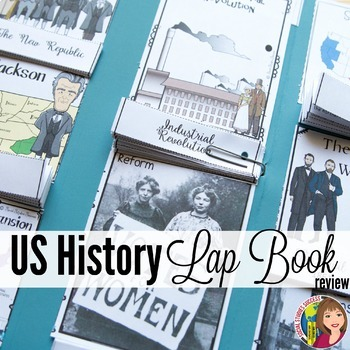 Staar us history review teaching resources teachers pay teachers us history staar review lap book us history staar review lap book publicscrutiny Images
