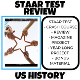 US History STAAR Review materials