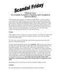 US History- Scandal Friday