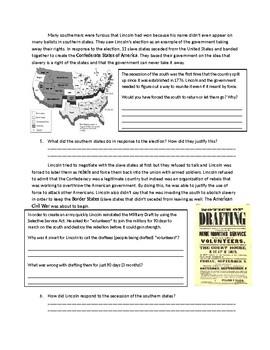 US History: Secession