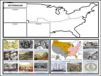 U.S. History - Nationalism - Sectionalism