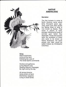 US History: Social Studies/Language Arts (Writing)/Music