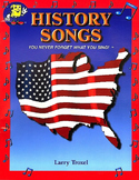 U.S. History Songs #11 MP3 by Larry Troxel/Audio Memory