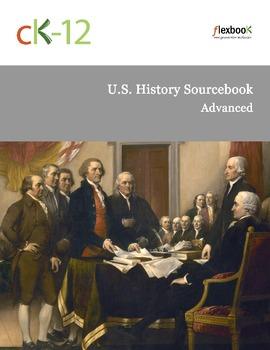 U.S. History Source Book - Advanced