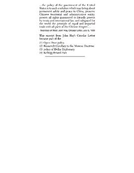 US History - Speaker Perspective Skills Quiz 3 of 4 (Units 21-27)