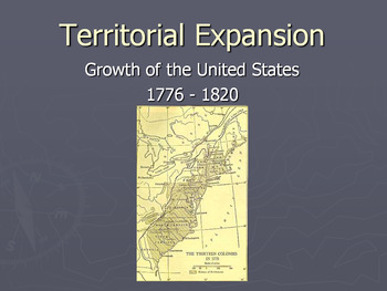 U.S. History Territorial Expansion to 1800s Frontier in America Notes
