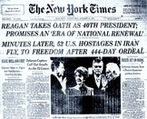US History: Terrorism and the Iran Hostage Crisis Lesson Plan
