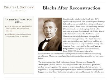 U.S. History Textbook