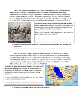 US History: The Kansas-Nebraska Act