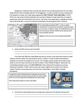 US History: The United Nations