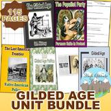Gilded Age Unit (U.S. History) The West & The Gilded Age *Unit Bundle*