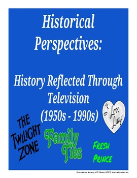 US History Through Television - Bundle