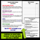 Social Studies Notebook and Class Timeline- Editable