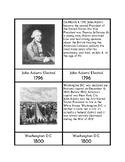 US History Timeline Series - 1796 - 1865