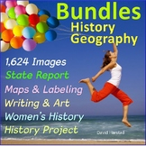 US History - US Geography