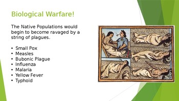 US History: Unit 1: Part 2 - PPT/Slide on Spain in the New World