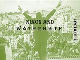 US History Unit 10-Nixon, Ford, Carter, Reagan, Bush, Clin