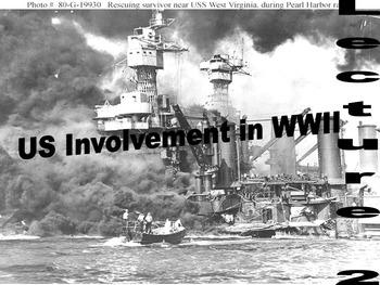 US History Unit 6-World War II