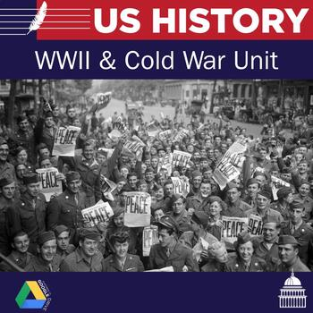 United States History - World War II & Cold War Unit