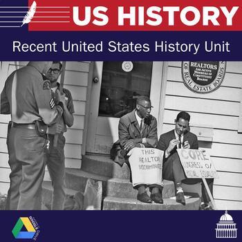 Civil Rights- Present Unit
