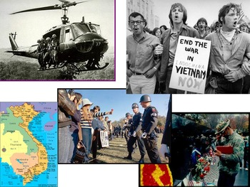 US History Unit 9-Vietnam and CounterCulture