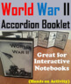 US History Unit: Colonial America to the Cold War (Accordion Booklets Only)