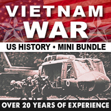 Vietnam War Fall of Saigon Indochina Wars Ho Chi Minh Bundle