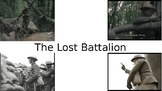 US History: WWI The Lost Battalion PowerPoint