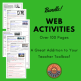 US History Web Activities