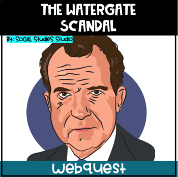 US History Webquest Lesson Plan: The Watergate Scandal