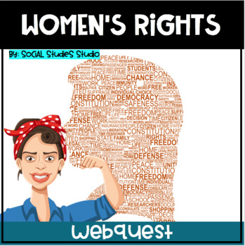 US History Webquest Lesson Plan: Women's Rights