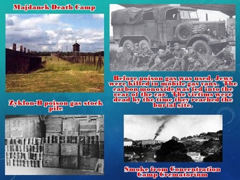 Holocaust PowerPoint Presentation (U.S. History / World History)