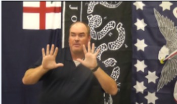 US HISTORY:FUN HAND SIGNALS:Constitution-Bill of Rights/10 Amendments PPt Videos
