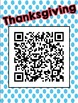 U.S. Holidays - QR Codes and Flip Book