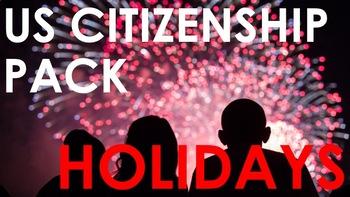 US Holidays - US Citizenship Pack
