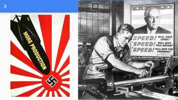 US Homefront - WWII Propaganda Analysis