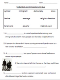 US Immigration and US Symbols Test