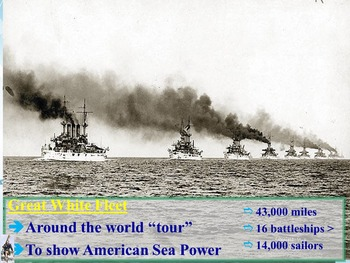 U.S. Imperialism-1898-1914-U.S. Becomes a World Power