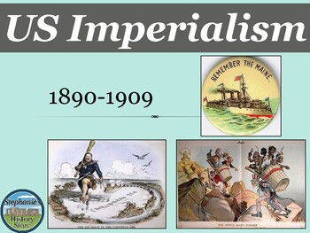 Imperialism Power Point for US History