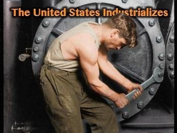 US Industrializes & Robber Baron PPT Bundle
