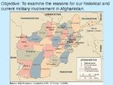 U.S. Involvement in Afghanistan PowerPoint Presentation