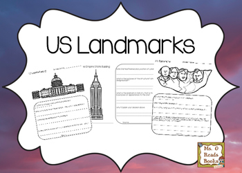 US Landmarks Mini-Research