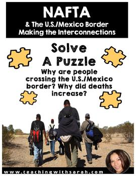 U.S.-Mexico Border:Effects of NAFTA