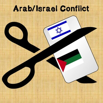 US History Middle School: Arab/Israel Conflict