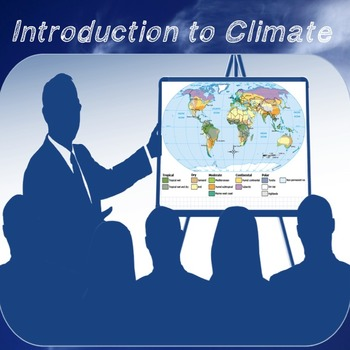 Geography Middle School: Introduction to Climate